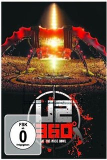 U2 360 At The Rose Bowl (2010)