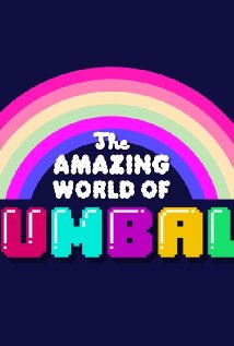 The Amazing World Of Gumball - The Poltergeist (2011)