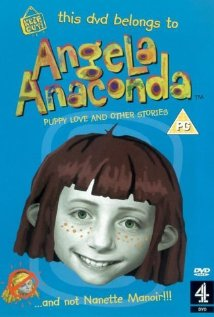 Angela Anaconda - The Haunting Of Angela Anaconda (1999)