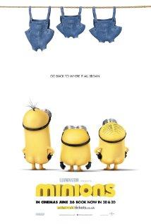Minions Mini Movies (2015)