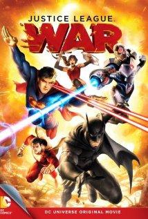 Justice League: War (2014)