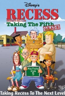 Recess - Taking The Fifth Grade (2003)