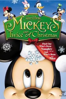 Mickey Mouse Twice Upon A Christmas