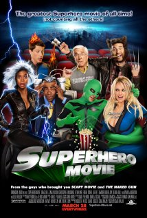 Superhero Movie (2008)