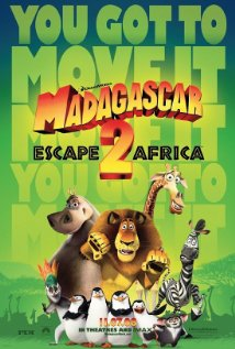 Madagascar 2 Escape To Africa (2008)