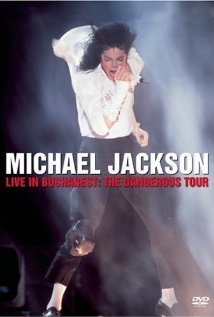 Michael Jackson Bucharest (1992)
