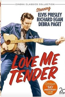 Elvis Presley - Love Me Tender Live In Concert (1956)