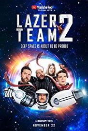 Lazer Team 2 (2018)