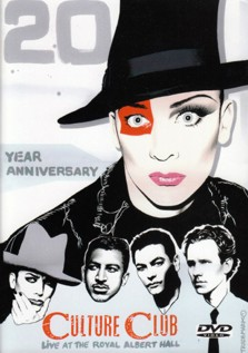 Culture Club - live at the royal albert hall - the 20th anniversary concert (2003)
