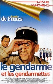 Le Gendarme Et Les Gendarmettes (1982)