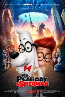 Mr Peabody Sherman (2014)