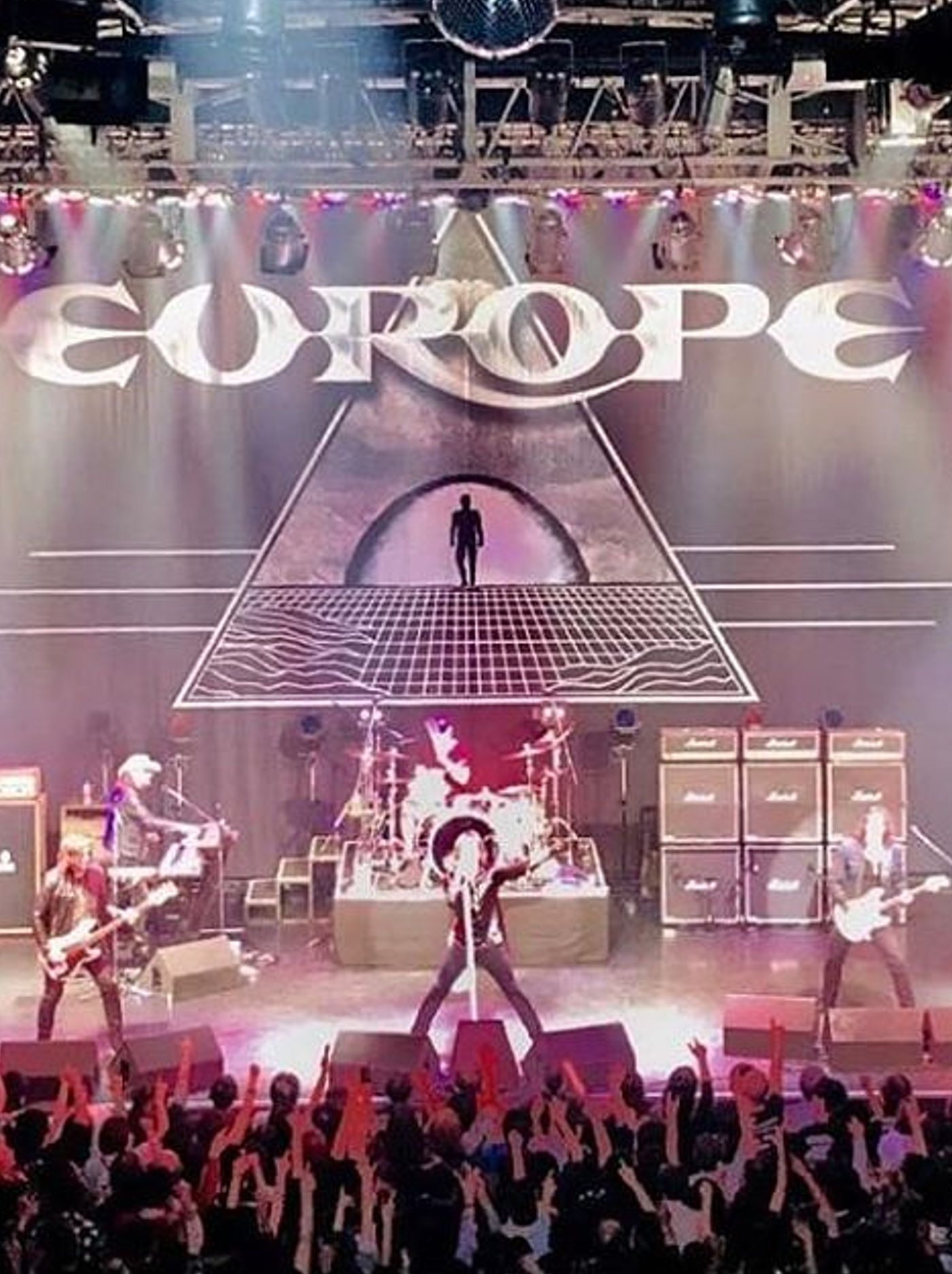 Europe Rock The Night Collector's Edition