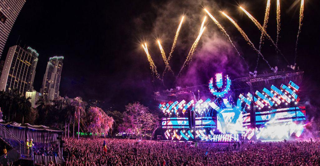 Ultra Music Festival Miami 2017 Day 1 Martin Garrix