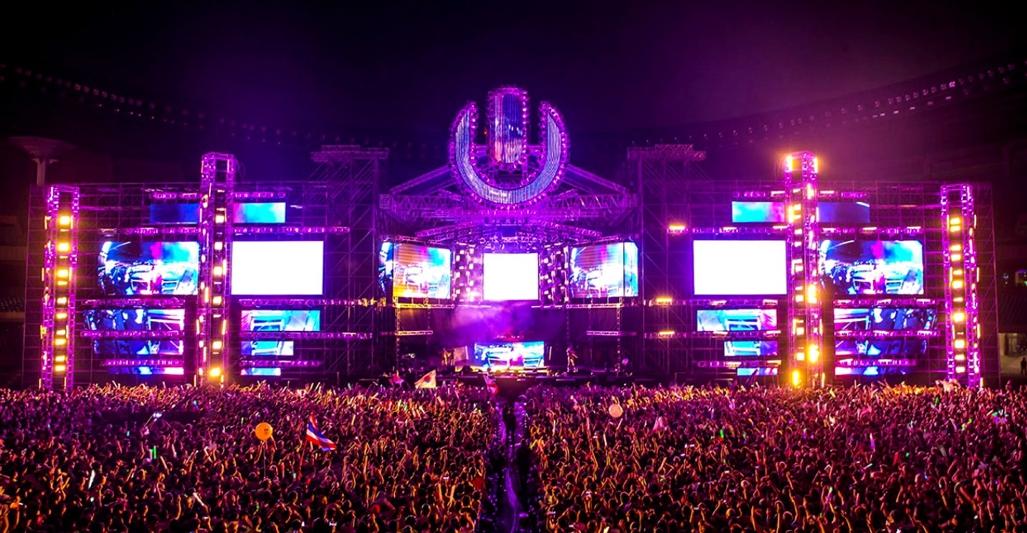 Ultra Music Festival Miami 2017 Day 1 Resistance Anna (2017)