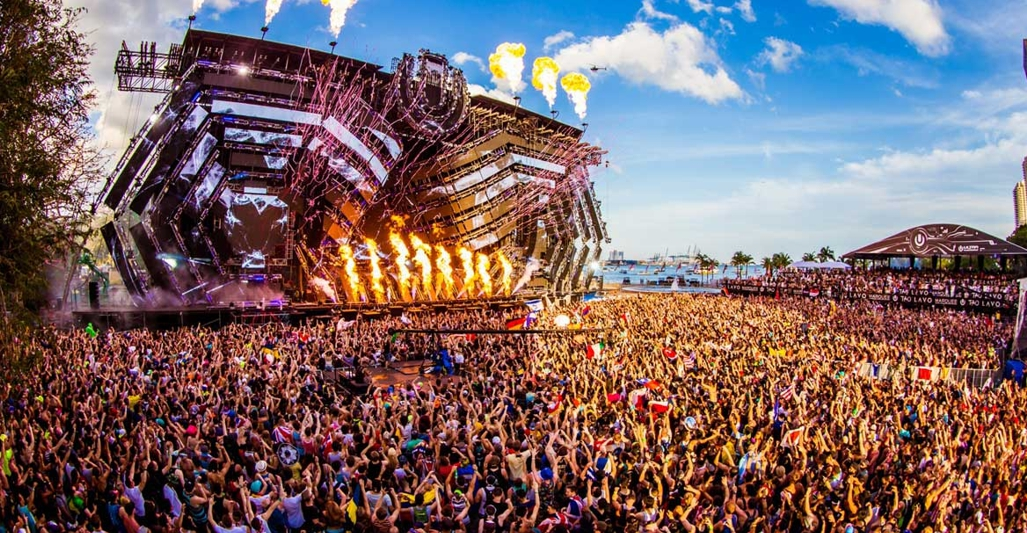 Ultra Music Festival Miami 2017 Day 1 Resistance Dosem (2017)
