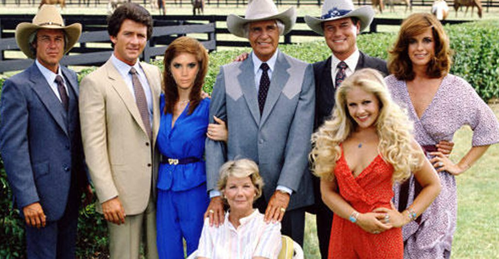 Dallas - S05e17 My Father My Son