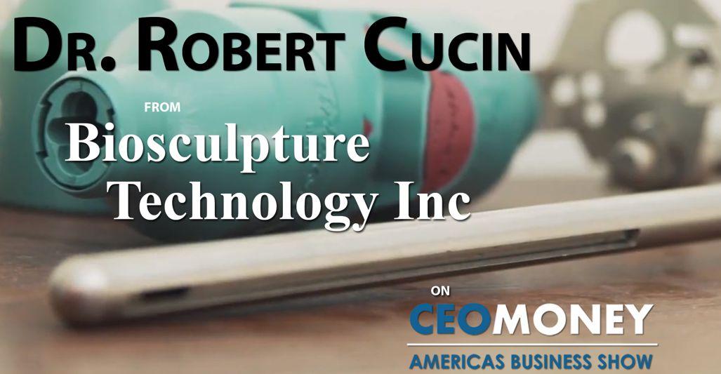 Robert L. Cucin MD JD MBA FACS CEO BioSculpture Technology, Inc. (2018)