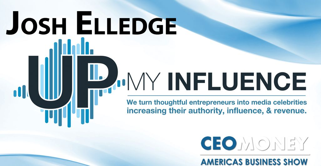 Josh Elledge, CEO UpMyInfluence (2018)