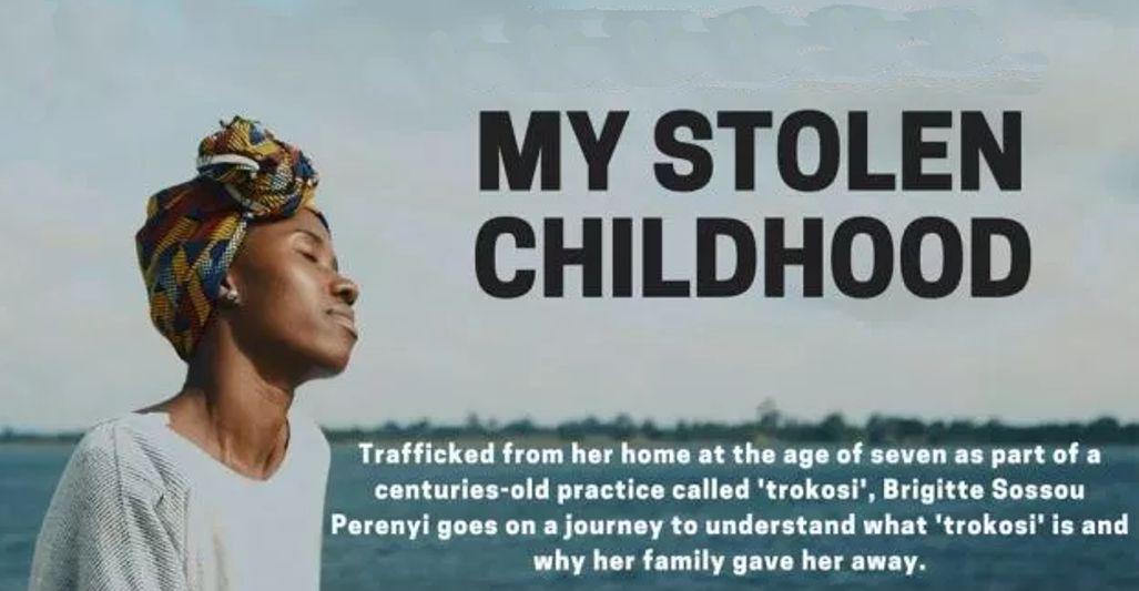 BBC Our World My Stolen Childhood (2018)