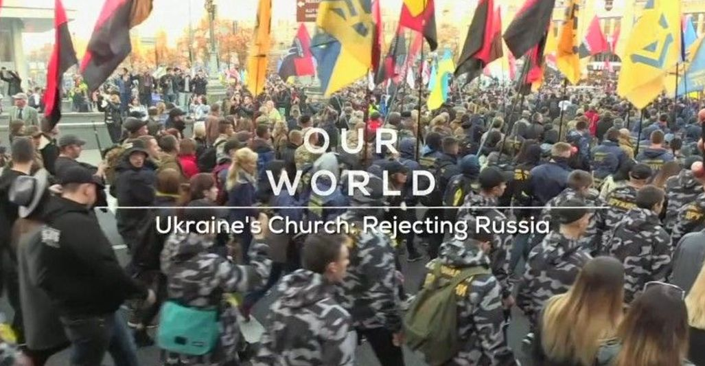 BBC Our World Ukraine's Church Rejecting Russia (2018)