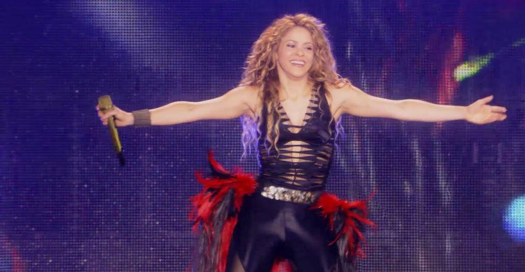 Shakira In Concert El Dorado World Tour (2019)