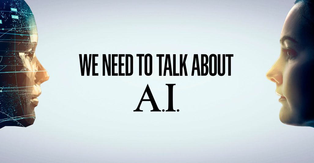 We Need To Talk About A. I. (2020)